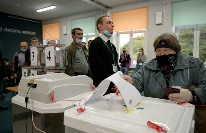 الكرملين : نرحب بنزاهة الانتخابات التشريعية