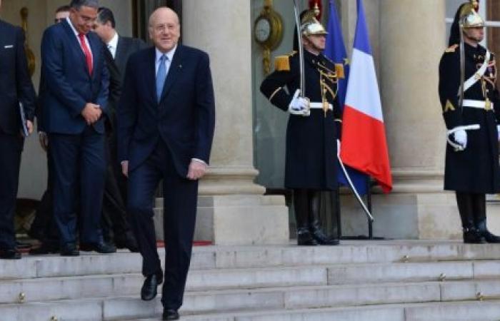 ميقاتي يطلق برنامج حكومته من باريس.. والألغام جاهزة ببيروت