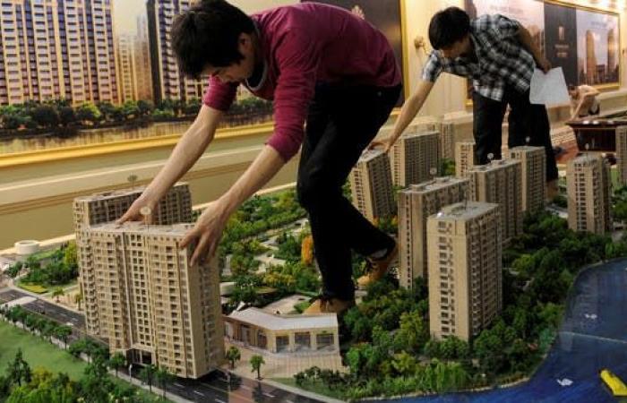 """""""فيتش"""" تخفض توقعات نمو اقتصادالصين بسبب القطاع العقاري"""