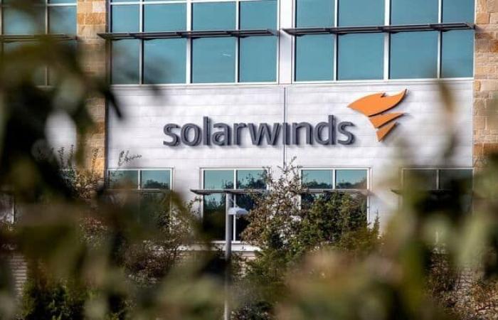 قراصنة SolarWinds سرقوا تفاصيل مكافحة التجسس الأمريكية