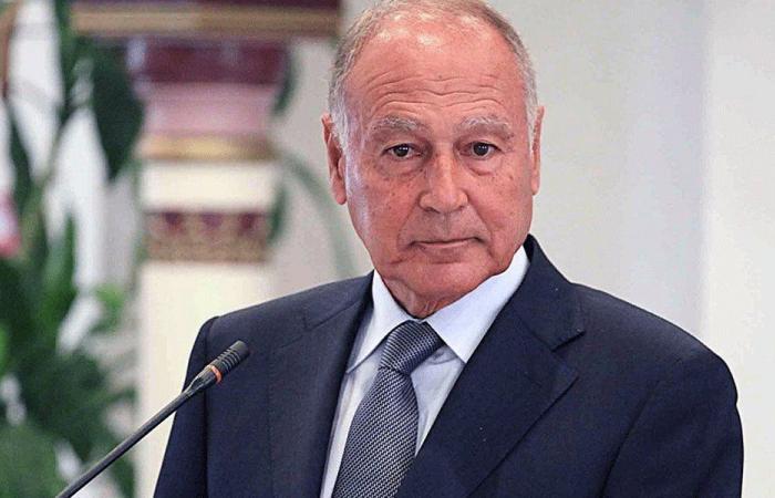 أبو الغيط: نحذّر من انزلاق الأوضاع في لبنان