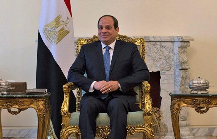 """السيسي لجونسون: لاتفاق قانوني حول ملء """"النهضة"""" يحفظ أمن مصر"""