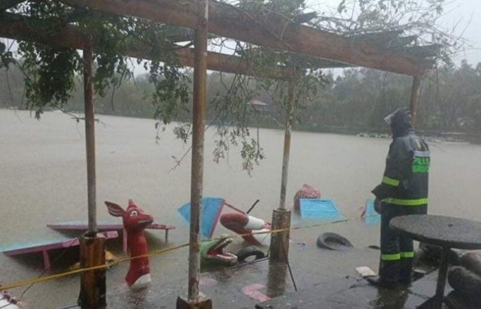 """ارتفاع حصيلة ضحايا إعصار """"كومباسو"""" في الفيليبين"""