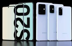 إليك المواصفات الكاملة لهواتف S20 و S20 Plus و S20 Ultra