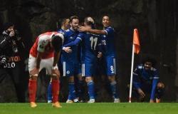الدوري الأوروبي: ليستر يتعادل مع براغا ويتأهل إلى دور الـ 32