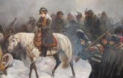 حين هاجم نابليونروسيا..وخسر جيشه ورفضته امرأتان