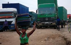 مصرع 50 شخصاً جراء سقوط شاحنة في نهر جنوب الكونغو الديمقراطية